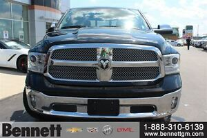 2014 Ram 1500 Longhorn Limited - Fully loaded diesel truck Kitchener / Waterloo Kitchener Area image 2