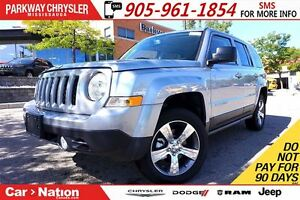 2016 Jeep Patriot HIGH ALTITUDE| 4X4| HEATED SEATS| POWER SUNROO