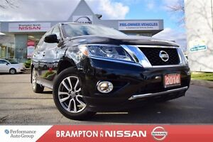 2014 Nissan Pathfinder S *Power package,Key-less,7 passneger*