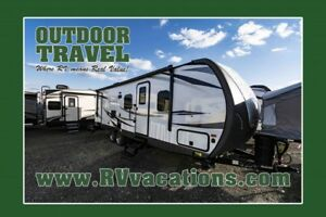 2018 FOREST RIVER Solaire 267BHSK $135.72 Bi-weekly OAC