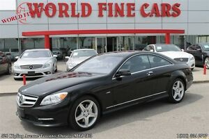 2011 Mercedes-Benz CL-Class CL550 4MATIC | Distronic | Night Vis