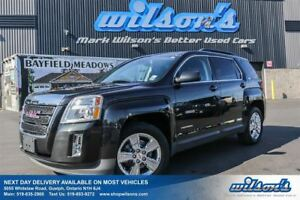 2014 GMC Terrain SLT LEATHER! NAVIGATION! REAR CAMERA! HEATED SE