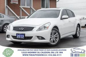 2013 Infiniti G37X SPORT AWD NAVI BACK UP CAMERA SUNROOF