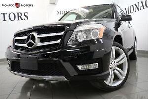 2012 Mercedes-Benz GLK-Class GLK350 4MATIC LUXURY TECH PKG NAV C