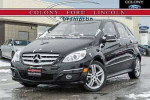 2011 Mercedes-Benz B-Class JUST TRADED IN, MOONROOF, LOW KM'S!