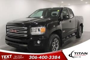 2015 GMC Canyon ALL TERRAIN|Auto|Leather|Offroad Suspension