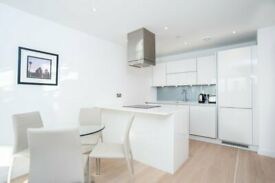Luxury one bedroom apartment in Horizons Tower, Dock Views £425PW Canary Wharf E14 -SA.