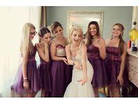 Brides Maide dressses