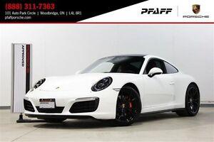 2017 Porsche 911 Carrera 4S Coupe PDK