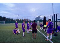 AFC Battersea looking for new football players for 1819 South West London Mens 11 a side Saturdays