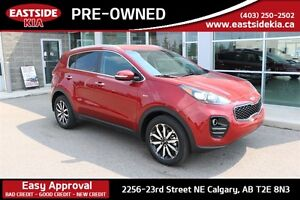2017 Kia Sportage EX ANDROID AUTO NICELY EQUIPED