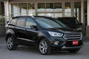 2017 Ford Escape Titanium - 4WD Certified Pre-Owned