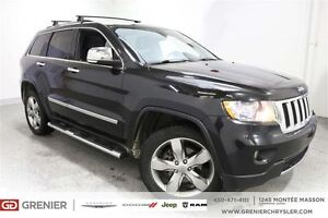 2013 Jeep Grand Cherokee Limited LIQUIDATION *Cuir, Toit, Gps*
