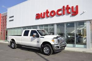 2014 Ford F-350 Lariat | SYNC | Heated/Cooled Leather |