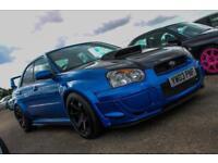 Subaru Impreza big spec 2.1 stroker