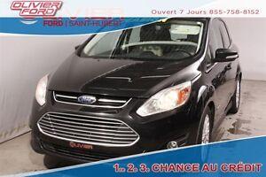 2013 Ford C-Max SEL NAV CUIR HYBRID BLUETOOTH A/C