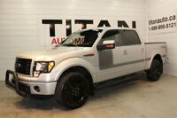2012 Ford F-150 FX4, Leather, Sunroof, 4x4, PST Paid