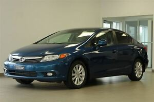 2012 Honda Civic EX TOIT MAGS BLUETOOTH