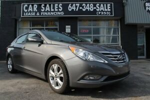 2012 Hyundai Sonata Limited, ONE OWNER, LEATHER, SUNROOF, ALLOY