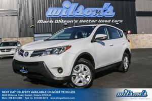 2015 Toyota RAV4 LE AWD! BLUETOOTH! CRUISE CONTROL! POWER PACKAG