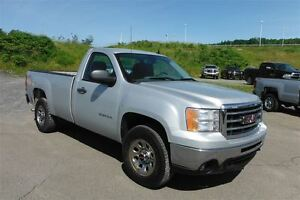 2012 GMC Sierra 1500 Work Truck Regular Cab Long Lox 4x4