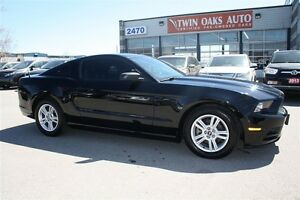 2014 Ford Mustang 6 Speed- ALLOY WHEELS - CERTIFIED!