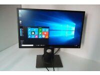 Dell P2217h monitor HDMI DisplayPort