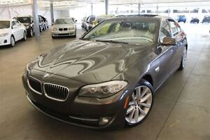 2012 BMW 5 Series 535I XDRIVE 4D Sedan NAVIGATION