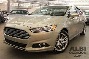 2016 Ford Fusion SE CUIR TOIT NAV 4RM