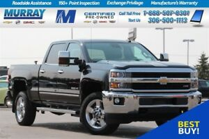 2016 Chevrolet SILVERADO 2500HD LTZ*NAV SYSTEM,HEATED SEATS,SUNR