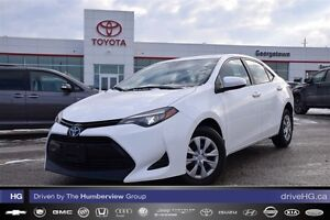 2017 Toyota Corolla New vehicle Secial purchase!!