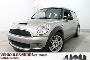 2008 MINI Cooper S Clubman Base