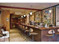 Kitchen Porter required for French restaurant in Soho. Hourly Pay!