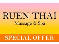 ●SPECIAL OFFER AT RUEN THAI MASSAGE & SPA IN NEWCASTLE●