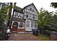 3 BED FLAT TO RENT WITH GARDEN, WILLESDEN GREEN - ZONE 2 - NO FEES TO TENANTS