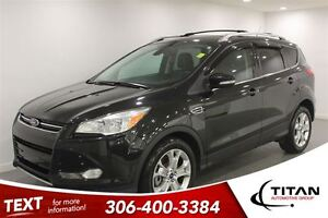 2015 Ford Escape Titanium AWD Fully Loaded Low Kms!!