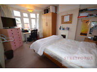 6 Bedroom Student Property - Stanfell Road, Clarendon Park. 18min walk to Uni of Leicester