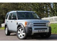 LAND ROVER DISCOVERY 2.7 3 TDV6 HSE 5d 188 BHP AWAITING SIDE STEPS FITTING !!! (silver) 2006