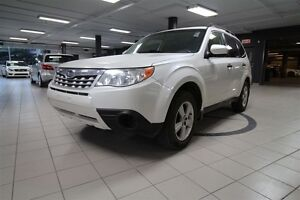 2012 Subaru Forester 2.5X Limited Package (A4)