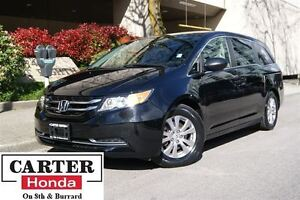 2014 Honda Odyssey SE + 8 SEATS + BLUETOOTH + ALLOYS + CERTIFIED