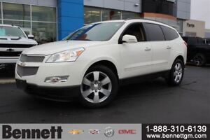 2011 Chevrolet Traverse LTZ - DVD Package, Remote Start , Blueto