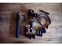 Feiyu FY G4S GoPro Gimbal with extension rod