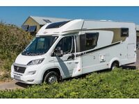 Carado T337, One Owner, Auto, LHD, 2015, 2 Berth, Low Profile, Fiat 2.3 Litre, 130BHP, 19500 Miles