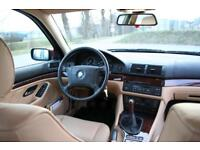 Left hand drive dashboard for BMW e46 3 series