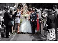 WEDDING PHOTOGRAPHER DEVON £549 WHOLE DAY. 25YRS EXPERIENCE