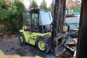 HYSTER HYSTER 21,000 Lb Propane Forklift