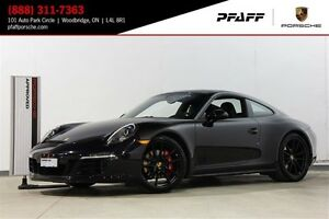 2016 Porsche 911 Carrera 4 GTS Coupe PDK