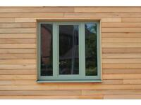 WANTED Timber double glazed windows for shed