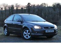 2006 Ford Focus Zetec / Petrol / New Shape / Cheap Car