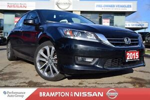 2015 Honda Accord Sport *Heated seats,Rear view monitor,Sport*